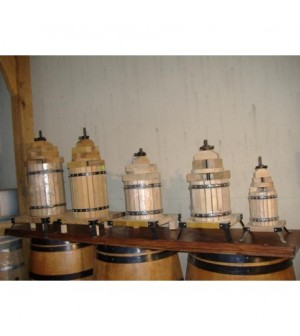Pressoir Acacia 4 litres