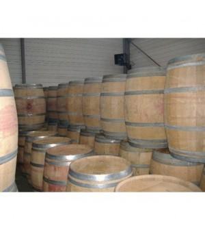 Barrique chateau en chêne 225 litres 2 vins (rouge)