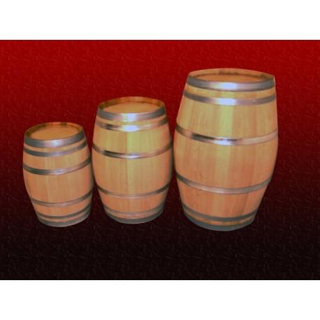 Fût neuf de 55 Litres en chêne vins et alcool