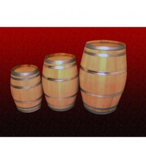 Fût neuf de 110 Litres en chêne vins et alcool