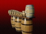 Les barriques à vin